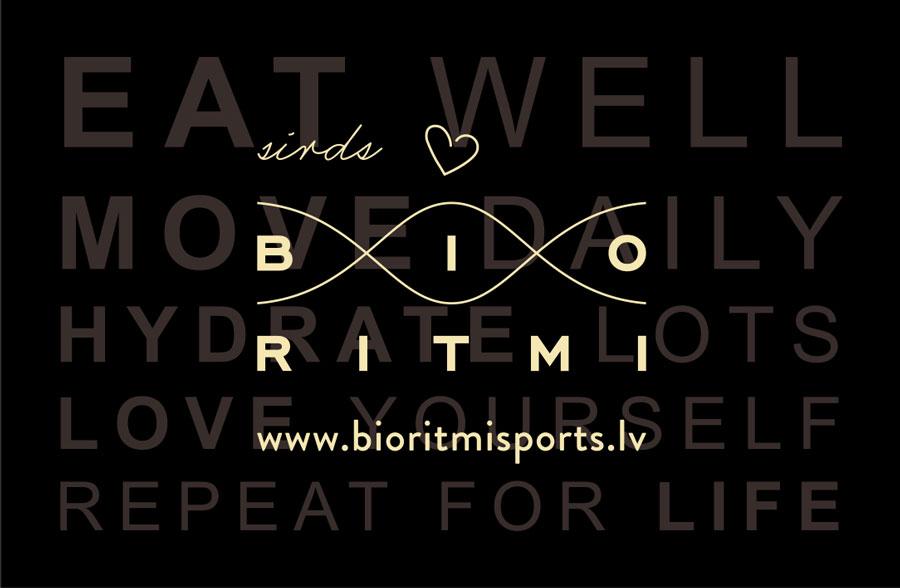 Jelgavas sporta klubs Bioritmi sports - lielākais sporta klubs Jelgavā.Stieņi, hanteles, kardio trenažieri,TRX, Crossgym stacija.Skrejceļš, gandrīz 30m garumā.
